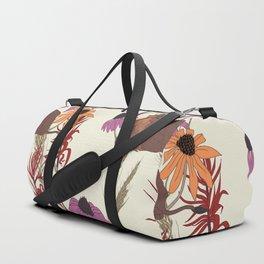 American Prairie Pattern Duffle Bag