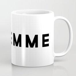 La Femme Coffee Mug
