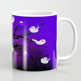 Spooky Candy Tree Coffee Mug