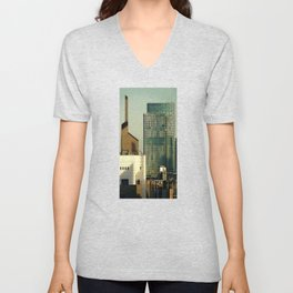 Milano City Unisex V-Neck