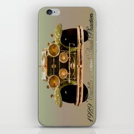 The Definition of Rolling Art iPhone Skin