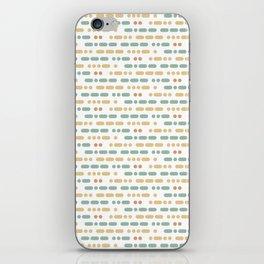I Love You Morse Code iPhone Skin
