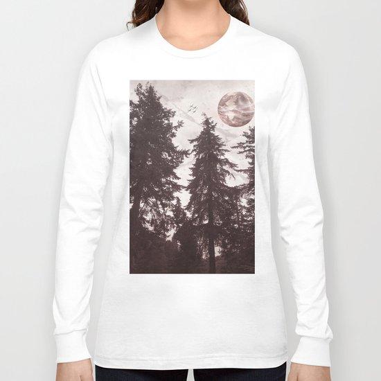Woodland Echo Long Sleeve T-shirt