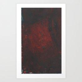 RED Mix Art Print