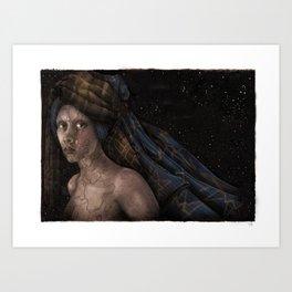The Everlasting Concubine 2.0 Art Print
