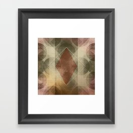 The Slow, The Quick, and The Right Framed Art Print