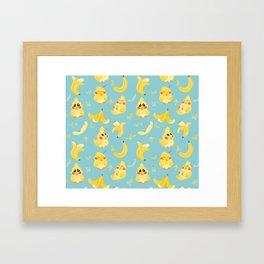 The Banan Bois Framed Art Print