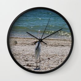 A Pilgrimage Wall Clock