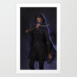 The Wraith Art Print