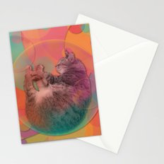 Kitty Cat Sweet Dream Stationery Cards