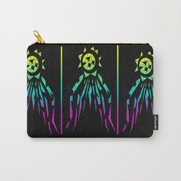 ALL LIGHT WILL FALL - Falling Sun design  Carry-All Pouch