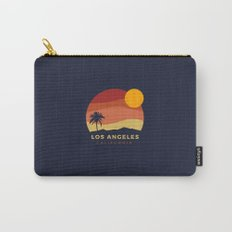 Los Angeles Sunset Carry-All Pouch