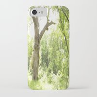 narnia iPhone & iPod Cases featuring NARNIA - The Forest  by Lord Elion