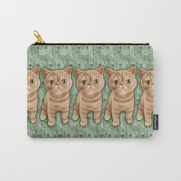 Mr Waffles Carry-All Pouch