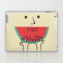 Summer smile Laptop & iPad Skin