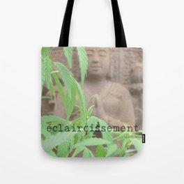 High(er) Level Enlightenment Tote Bag