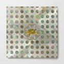 Golden Tortoise / Turtle Feng Shui Abalone Shell by k9printart