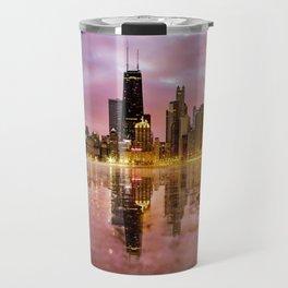 Chicago Reflections Travel Mug