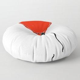 Awkward Balloon Floor Pillow