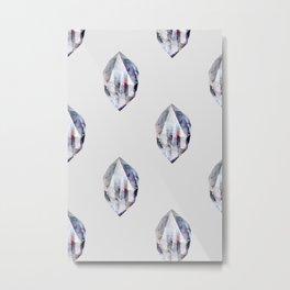 fluo (pattern) Metal Print