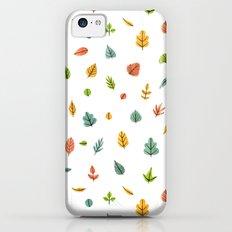 Autumn is coming iPhone 5c Slim Case