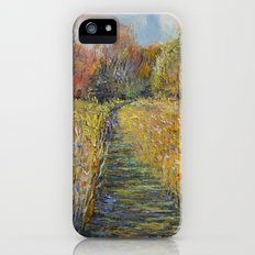 Path in the Meadow Slim Case iPhone (5, 5s)