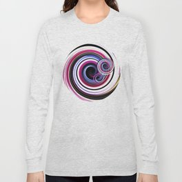 Swirl No. 2 Long Sleeve T-shirt