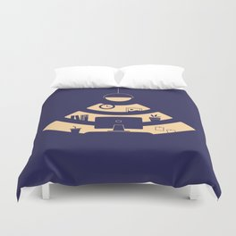 Connected Duvet Cover