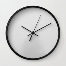 Mist Wall Clock