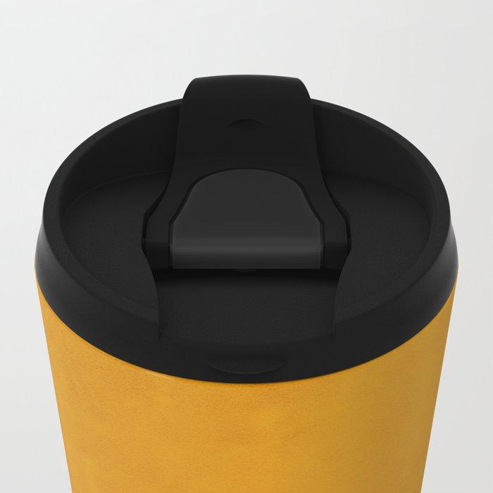 starting with a coffeebreak Metal Travel Mug