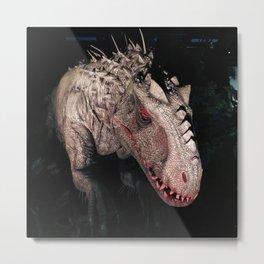 Indominus Rex Metal Print
