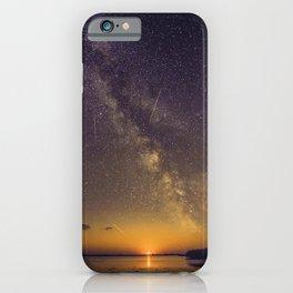 Starlit Sunset in Big Pine Key, Florida iPhone Case