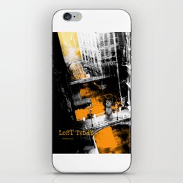 LOST TEDDY  |  Venice [Orange Burst] iPhone Skin