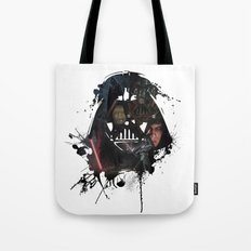 The Dark Side Tote Bag