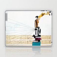 pitying muse Laptop & iPad Skin