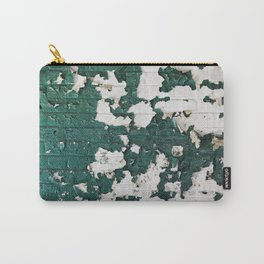 In Green Carry-All Pouch