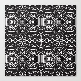 Order_pattern Canvas Print