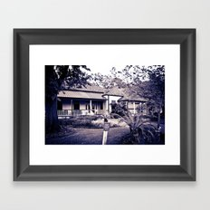 Audubon Clubhouse Framed Art Print