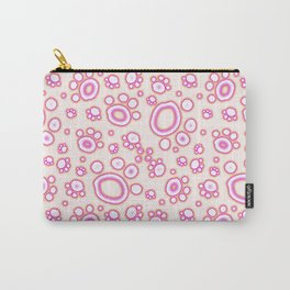 Pink Paws Carry-All Pouch