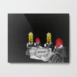 Madeira flowers Metal Print