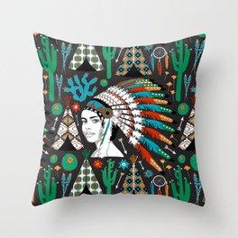 Southwest Throw Pillow