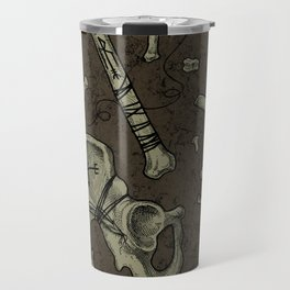 Dem Bones Travel Mug