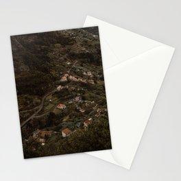 Madeira Rainforest Homes Stationery Cards