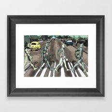 Turtles 3 ... Framed Art Print