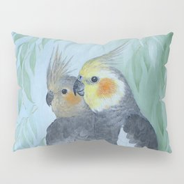 Cockatiels Pillow Sham