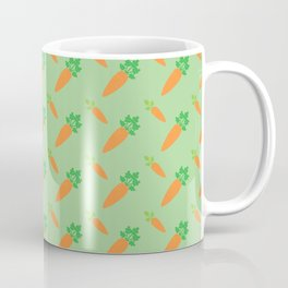 Carrots - Pattern Coffee Mug