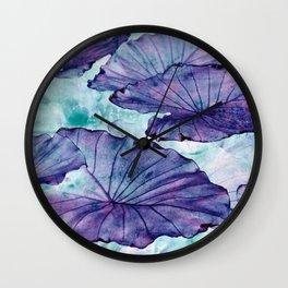 Botanical Surrealism #society6#decor #buyart Wall Clock