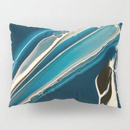blue river Pillow Sham