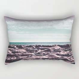 Pinksy Beachy Rectangular Pillow