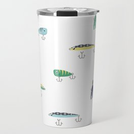 Bait & Sail - Lures Travel Mug